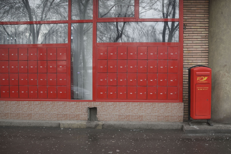 Oficiu poștal, Poșta Română