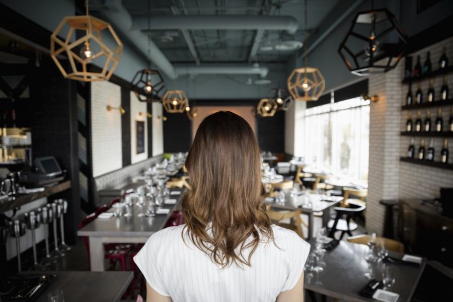 antreprenor - femeie