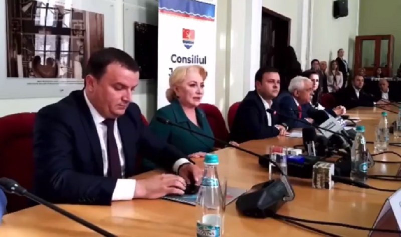 Viorica Dancila - captura video