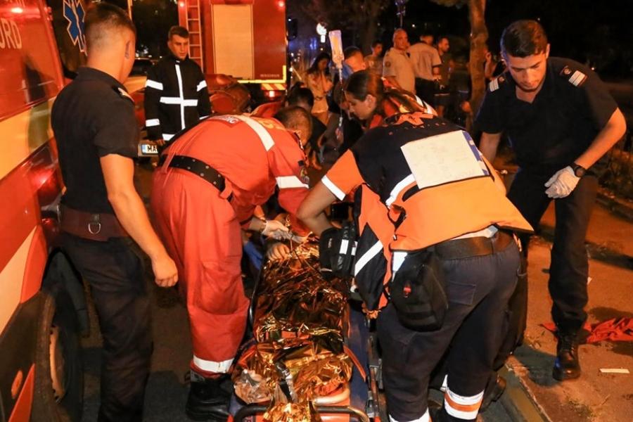 DSU - Foto Facebook/Departamentul pentru Situaţii de Urgenţă