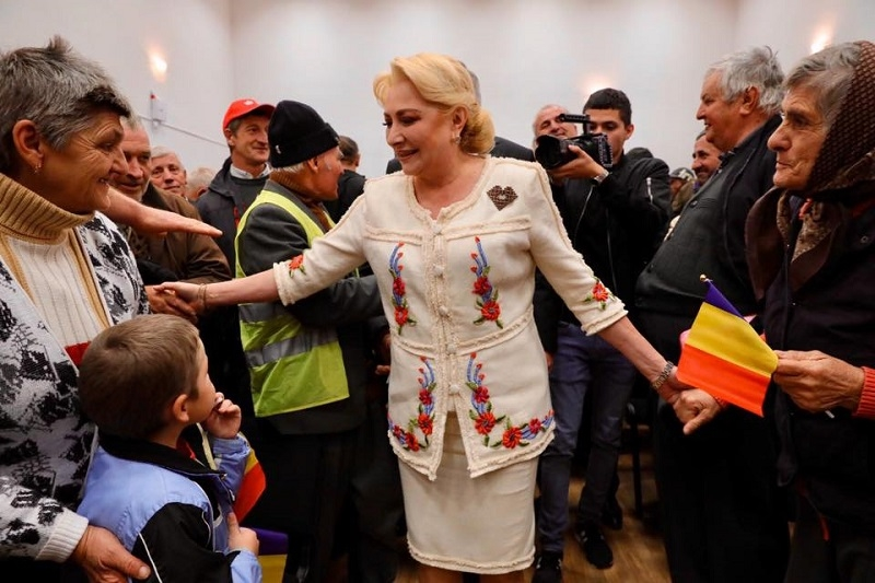 Viorica Dancila - FB