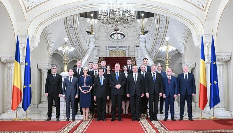 Klaus Iohannis - Guvernul Orban - Cotroceni