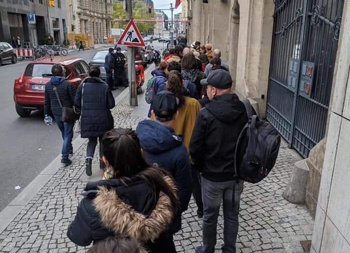 Alegeri prezidențiale Berlin 2019
