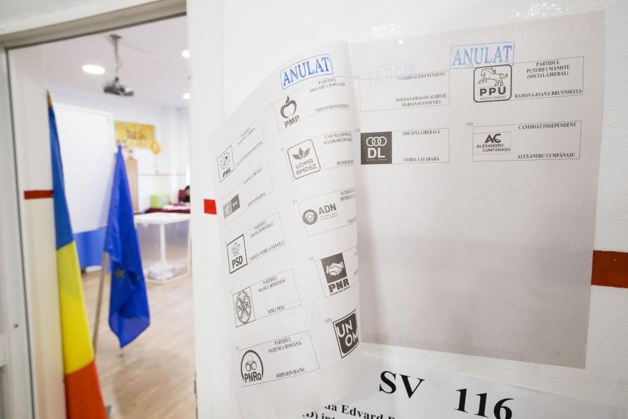 Rezultate exit poll