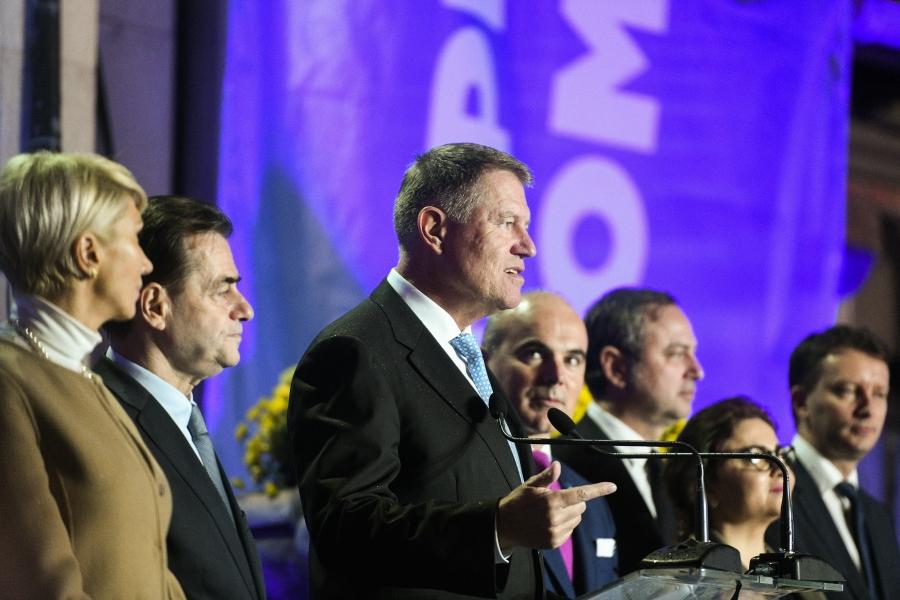 Klaus Iohannis - Alegeri 2019