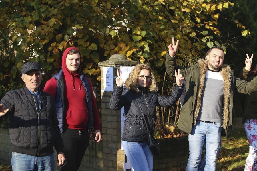 Românii votează la Londra