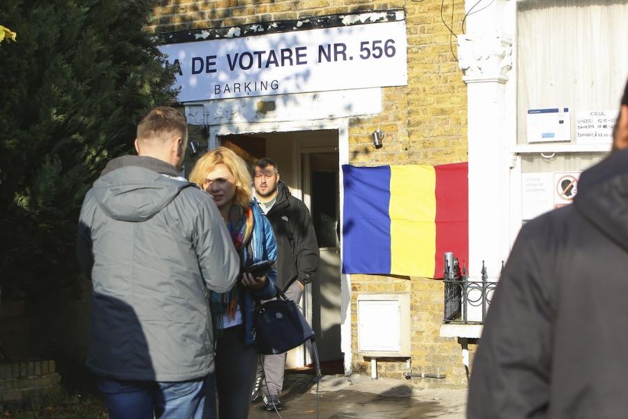 Votare Londra
