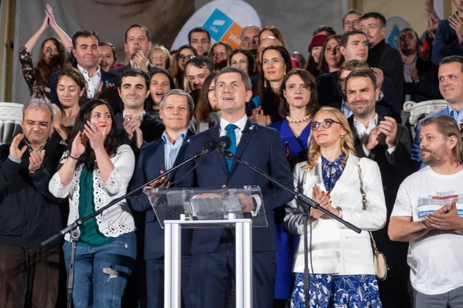 USR-PLUS, Alegeri 2019