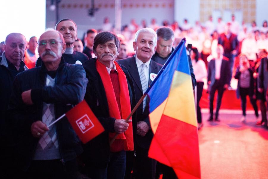 Alegători pensionari PSD