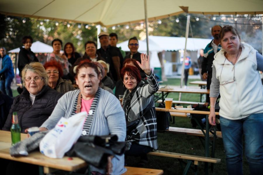 Alegători PSD în Ferentari