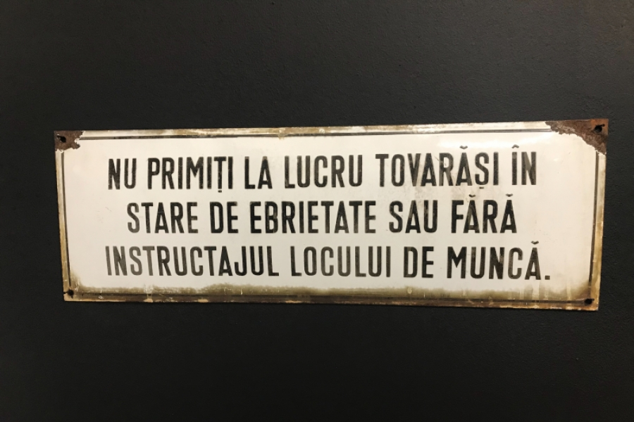 expozitie - Radu Ianos