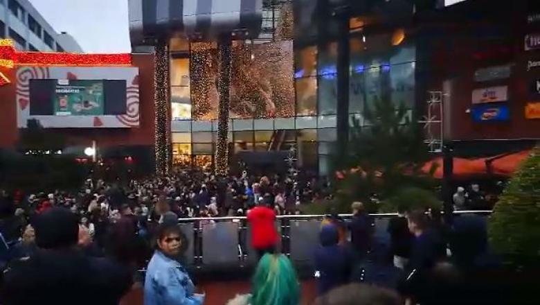Evacuare Sun Plaza