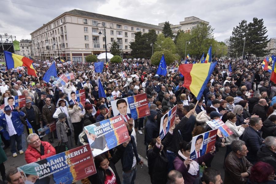 Miting PSD la Craiova