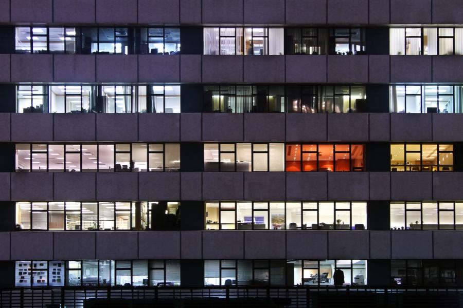 cladire de birouri -  Foto Guliver/Getty Images