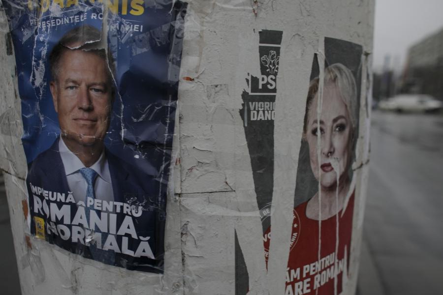 campanie prezidentiala 2019 -  Foto Inquam Photos / Octav Ganea