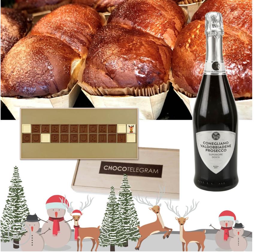 Cadouri protocol de Crăciun