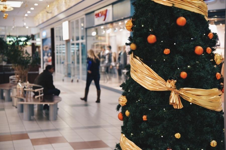 Mall de Crăciun