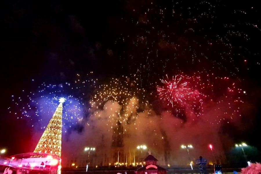Anul Nou - Mihai Schiau