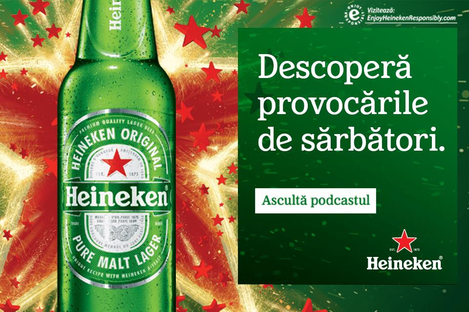 Heineken Festive Podcasts