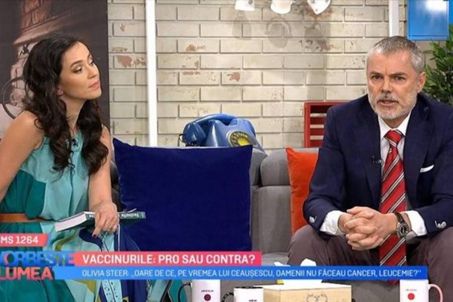 MIhai Craiu - Olivia Steer