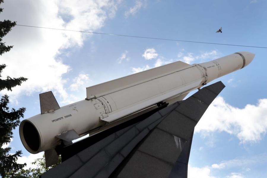 Rachetă sol-aer
