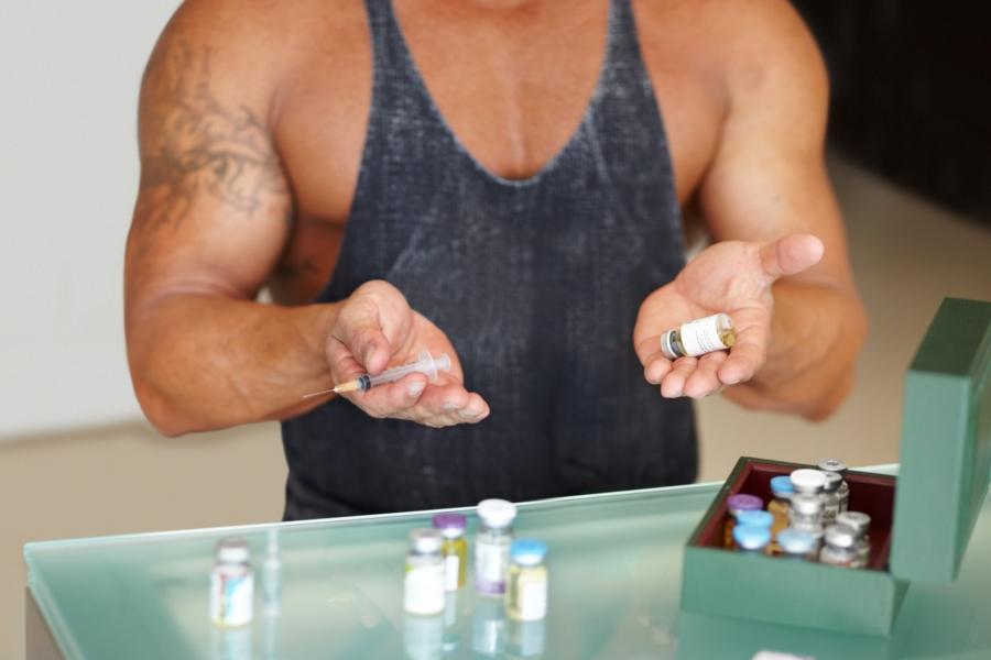 doping - Getty