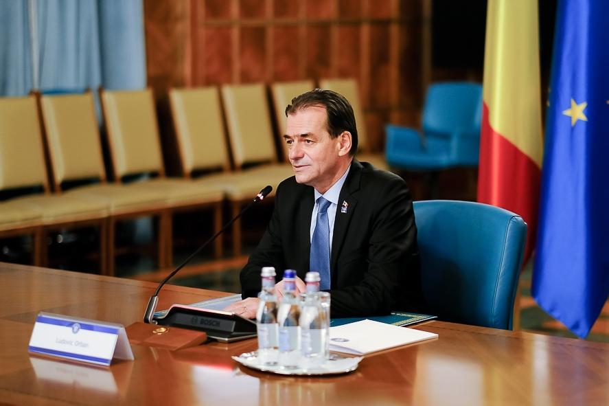 Ludovic Orban - Foto gov.ro