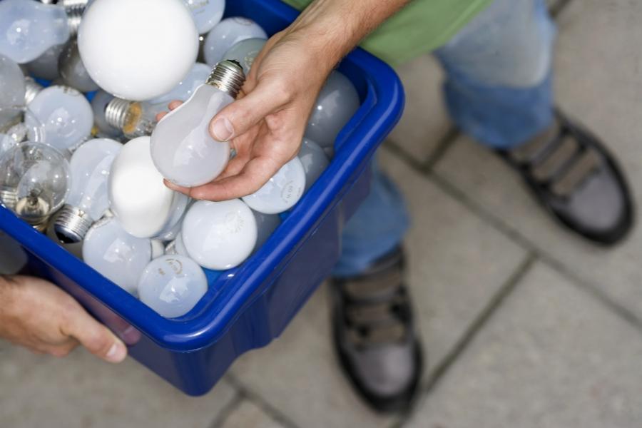 becuri - reciclare