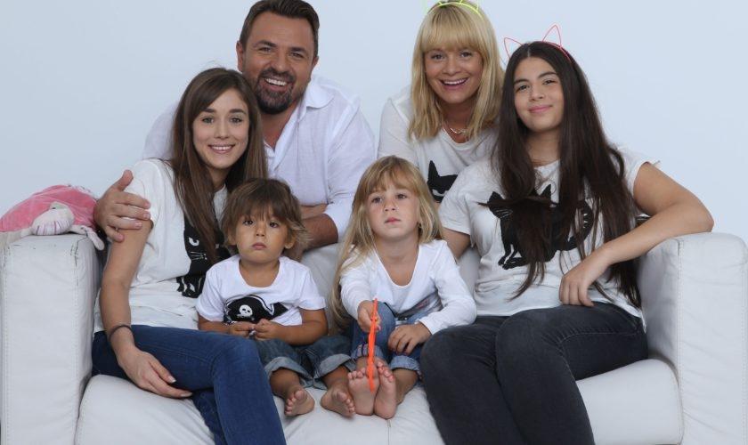 Familia lui Horia Brenciu