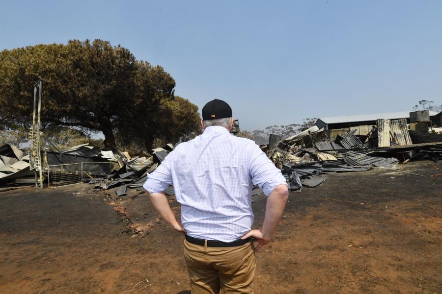 Scott Morrison, premierul Australiei (Foto: Guliver Getty Images)