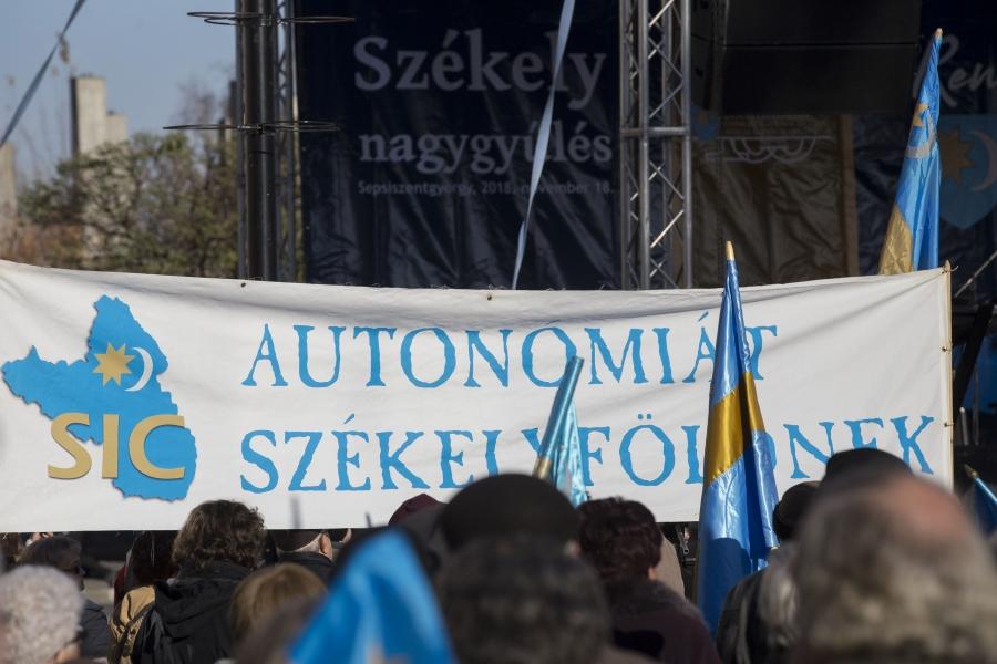 Manifestatie Sf. Gheorghe