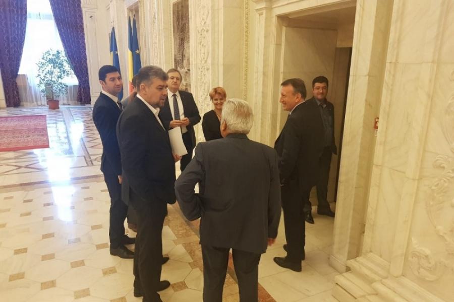 Ciolacu PSD - Foto: Florin Negruțiu