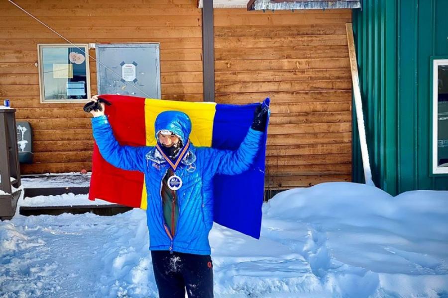 Tibi Ușeriu - Yukon Arctic
