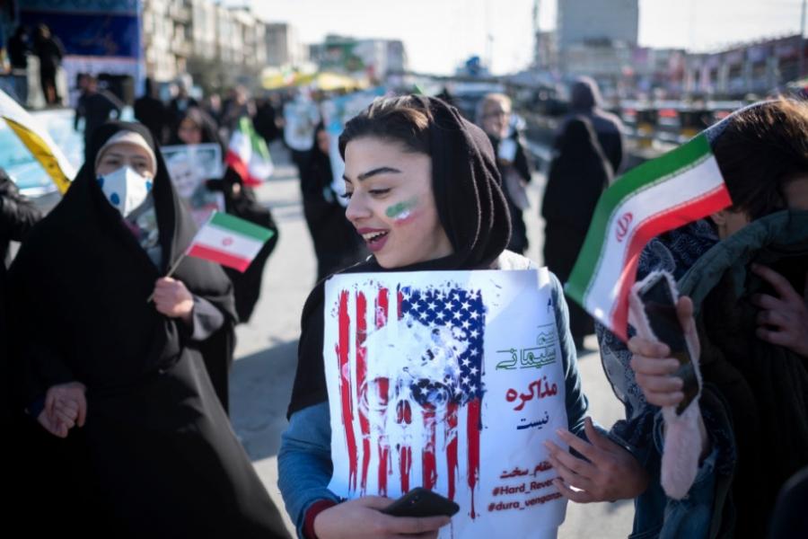 Iran - SUA - Foto Guliver/Getty Images