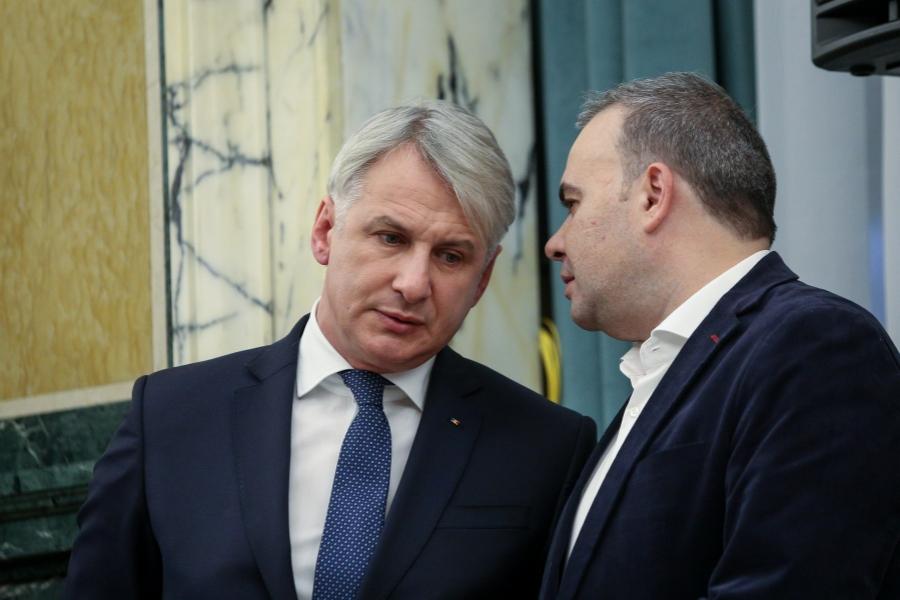 Darius Valcov - Eugen Teodorovici - Foto Inquam Photos / George Călin