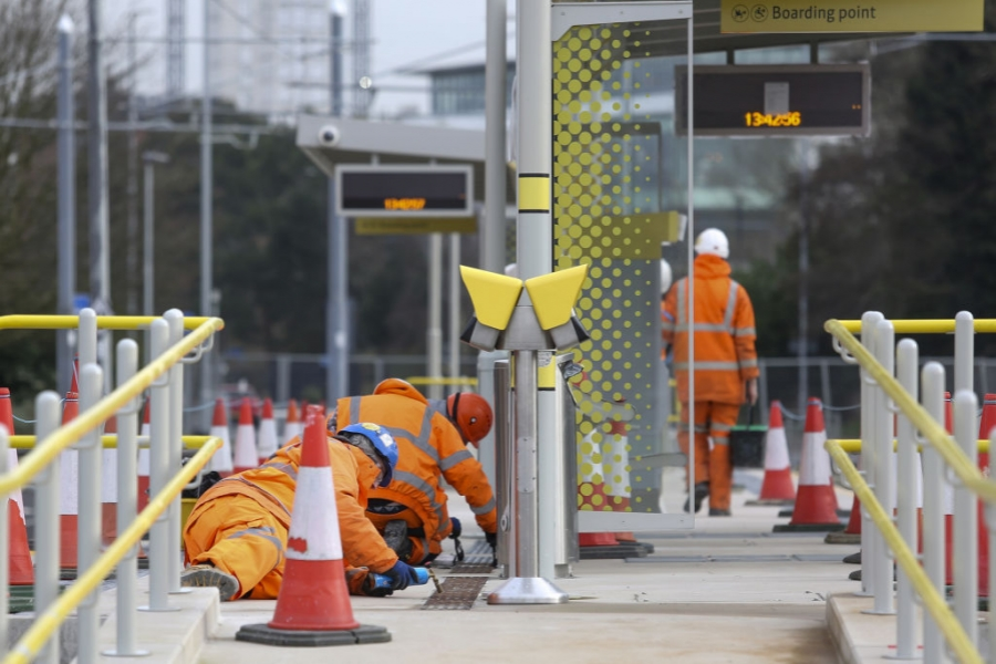 Muncitori în construcții UK