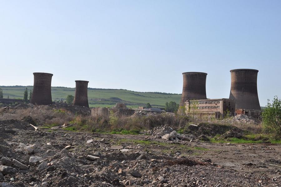 Combinatul siderurgic de la Călan