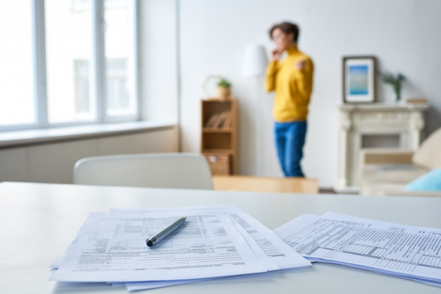 filing taxes - Foto Guliver/Getty Images