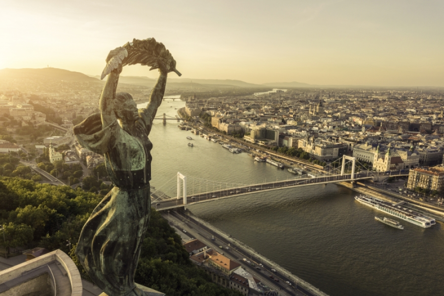 Budapesta - Foto: Guliver/Getty Images