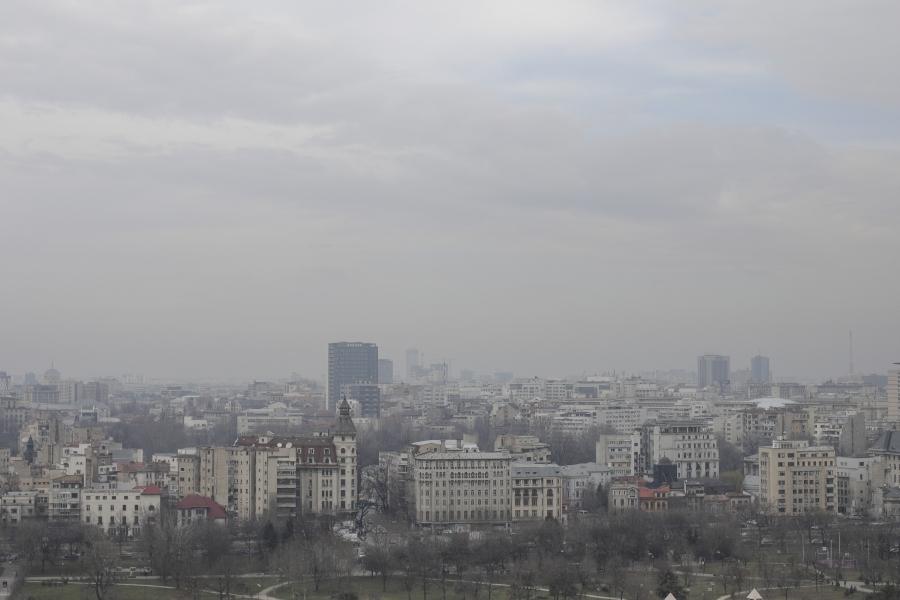 Poluare București