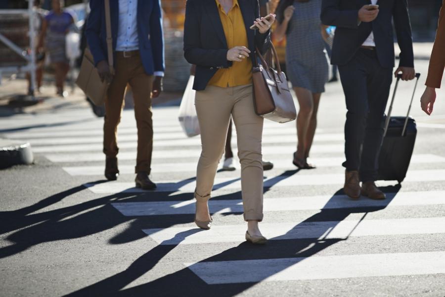 oameni pe strada - Foto Guliver/Getty Images