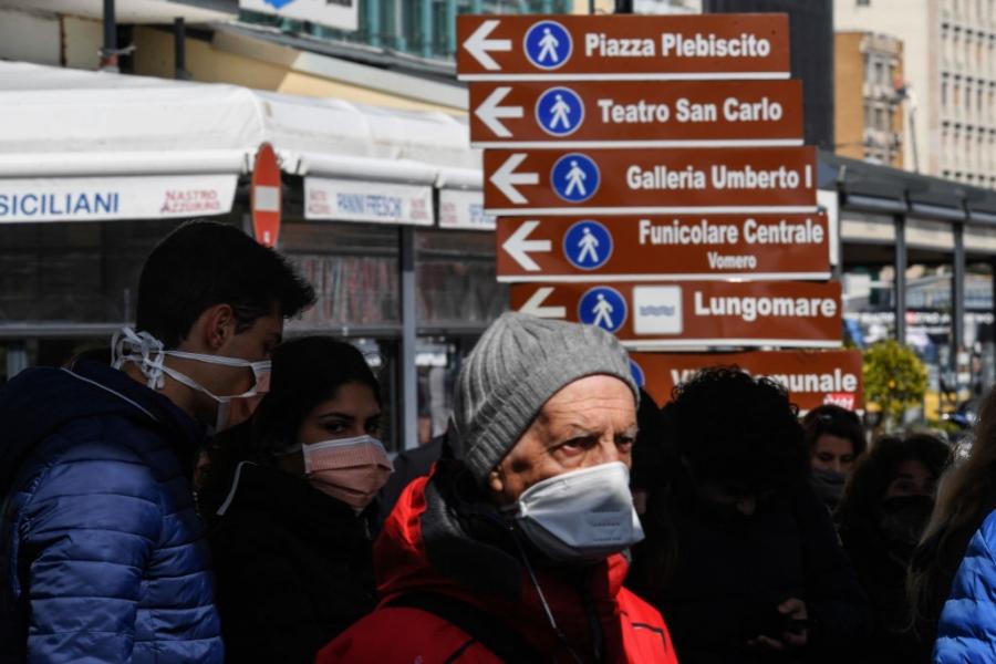 Coronavirus - Italia