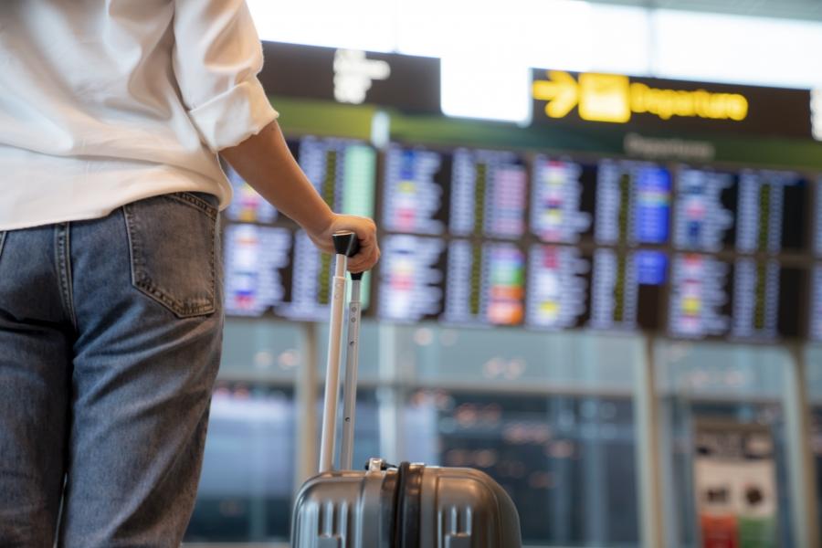 aeroport - vacanta