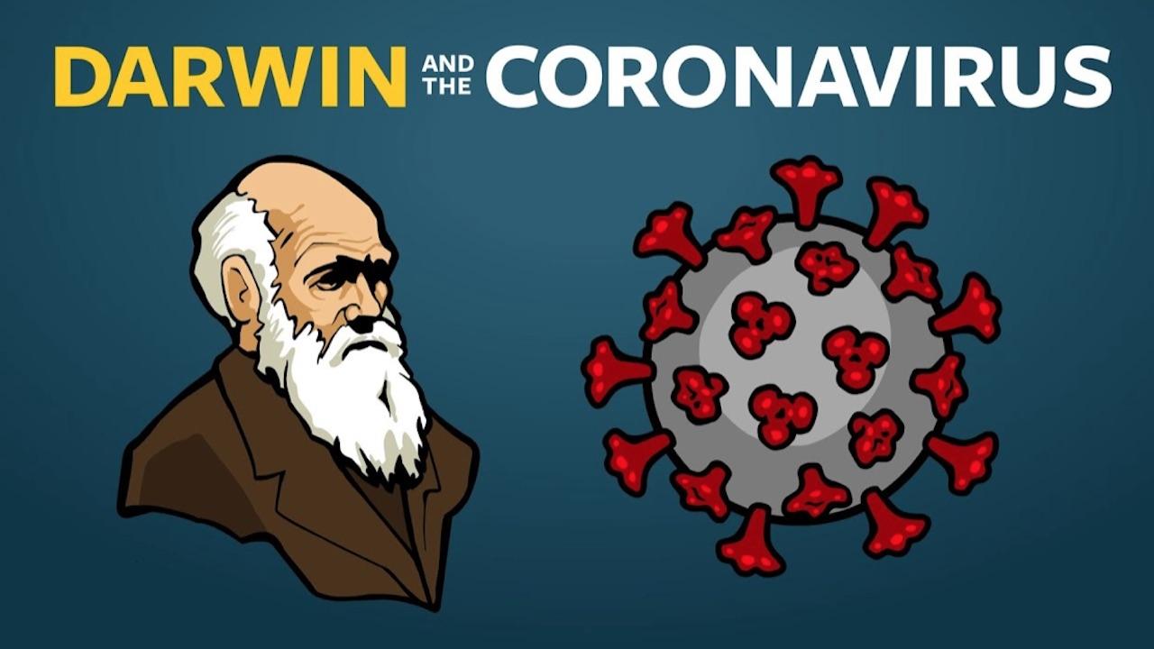Darwin și coronavirus