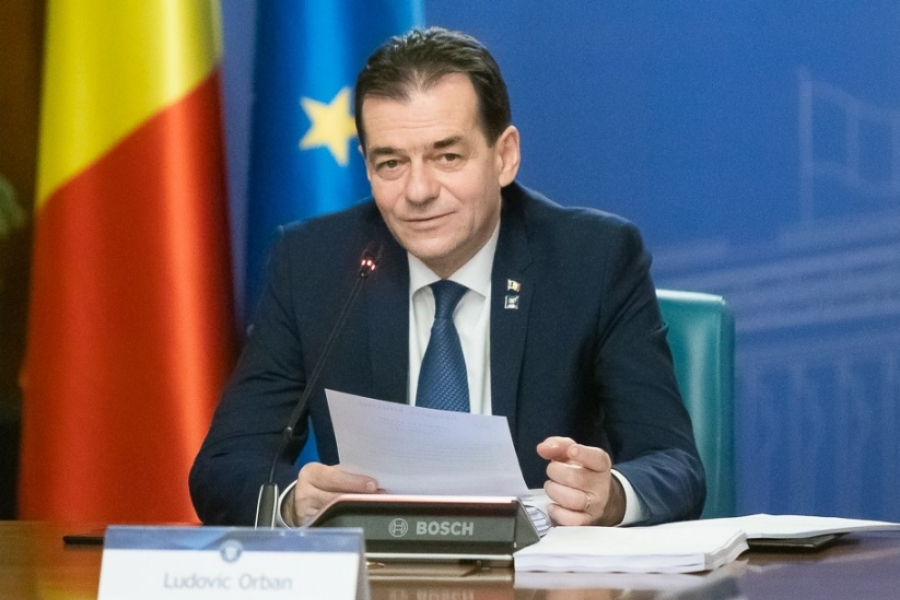 Ludovic Orban - gov.ro