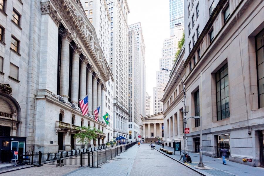 Wall Street - coronavirus