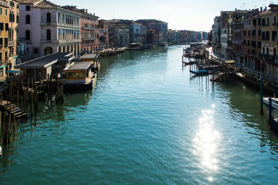 Canalele din Veneția