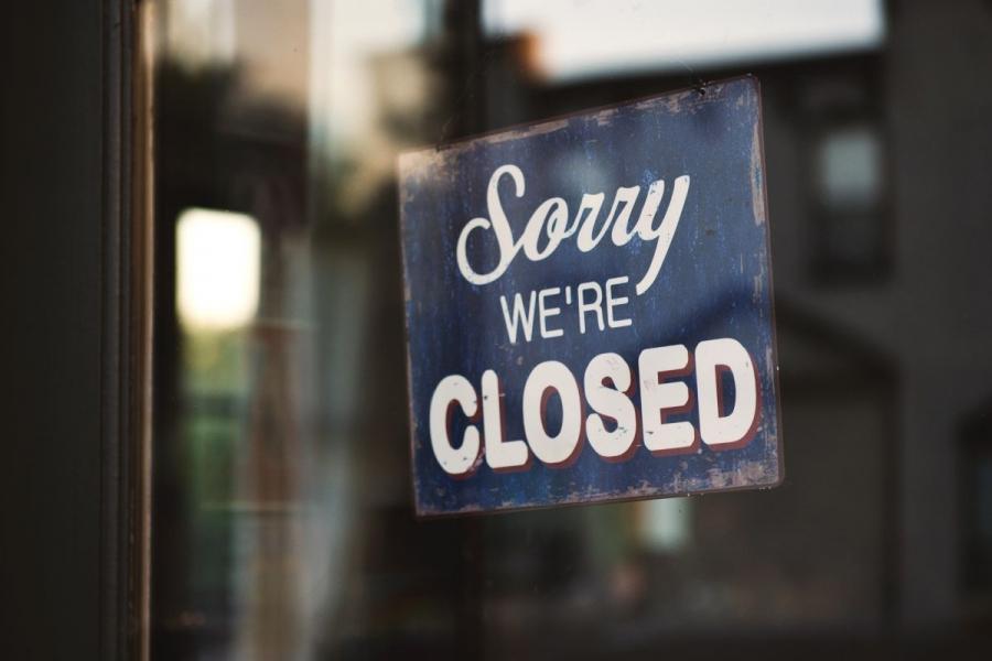 Afaceri închise