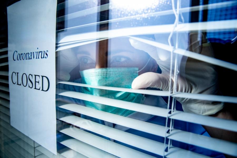 coronavirus - spital - inchis