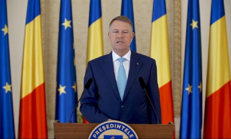 Klaus Iohannis - Cotroceni - presidency.ro